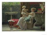guglielmo-zocchi-mother-s-darling