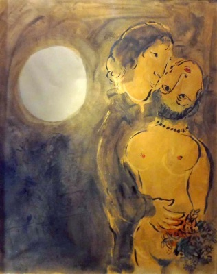 AMOUR cHAGALL
