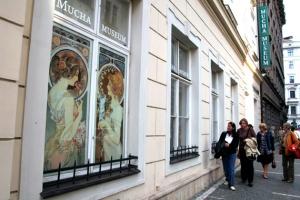 République Tchéque, Prague, l'Art nouveau