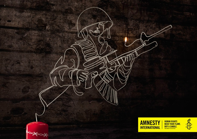 Amnesty-International-bougie-enfant-soldat