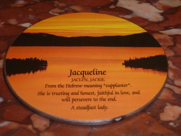 JACOU Jacqueline