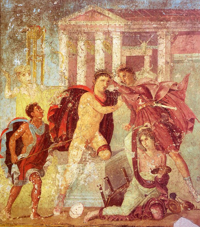 HERMIONE800px-Pompeii_-_Casa_di_Marco_Lucrezio_Frontone_-_Winter_Triclinium