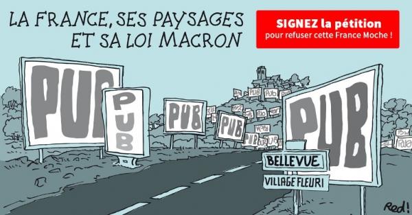 PAYSAGES à la Macron