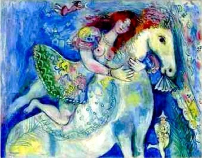 CIRQUE ECUYEREl-ecuyere-ou-danseuse-au-cirque-chagall-1929
