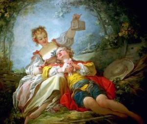 PERDUECouple_amoureux_heureux_Fragonard2